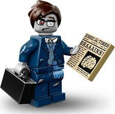 LEGO Minifigures Series 14 Monsters halloween Zombie Businessman suit tie