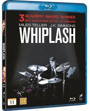 Whiplash (Region Free) Blu Ray
