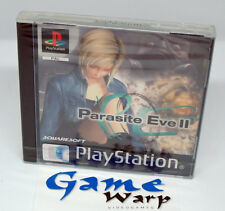 Parasite Eve II 2 (PS1) - UK - PAL - NUOVO - NEW - SEALED