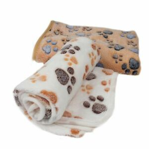 Pet Dog Cat Blanket Mat Matress Warm Sleep High Quality Double Velvet Soft Bed