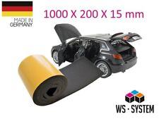 Selbstklebend Dämmschaummatte Dämm-Matte Dämmung Autodämmung KFZ PKW Motorhaube