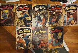 lone ranger comic book