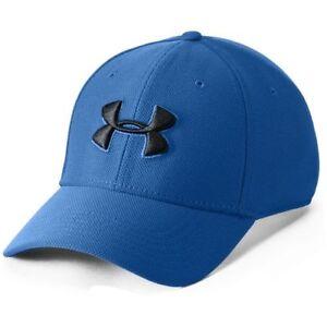 Under Armour Men's UA Blitzing 3.0 Stretch Fit Cap Flex Hat Many Colors & Sizes