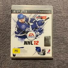 NHL 12 - PS3 PlayStation 3 Game  🇦🇺 Seller Oz