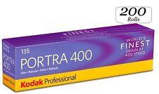 200 Rolls- Kodak Portra 400 35mm Film 135-36 Color Negative ISO 400 FRESH 7/2020