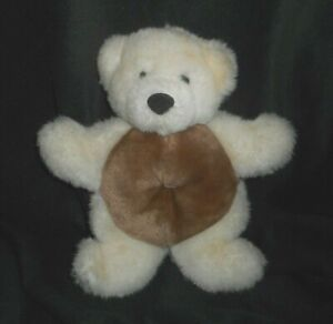 "9"" VINTAGE 1987 NORTH AMERICAN BEAR BABY BAGELS TEDDY STUFFED ANIMAL PLUSH TOY"