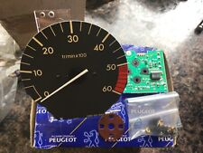 PEUGEOT 306 MK1 1996 - 97 REV COUNTER REV INSTRUMENT DASH VDO 09833509906 6113AC