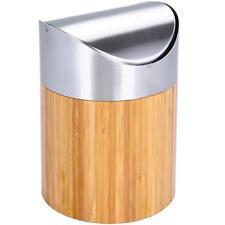 Mull Abfalleimer Aus Bambus Gunstig Kaufen Ebay