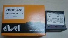 1PCS NEW For Eliwell Temperature Controller IC16C00TCA701 IC 901 PTC 230V 15A