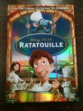 Disney - Ratatouille (2007 DVD) with slipcover very good condition