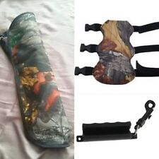 """Archery arrows 18inch Quiver Bag, Bow Puller & 7.5"""" inch Arm Guard Deal"""