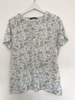 Ladies Size 14 Bon Marche Top <AA282