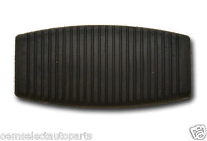 OEM NEW 1980-2019 Ford Motor Company BRAKE PEDAL PAD - Rubber Slip On Cover