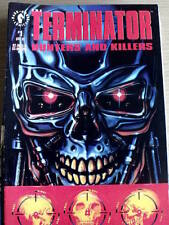 TERMINATOR Hunters and Killers n°1 of 3 ed. Dark Horse Comics [G.190]