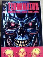 TERMINATOR Hunters and Killers n°1 of 3 ed. Dark Horse Comics [G.190]