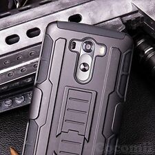 Mobile Phone Bumpers for LG with Kickstand