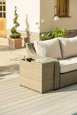 More details for maze rattan garden furniture ice bucket side table