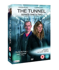 The Tunnel Series 1 & 2 DVD Stephen Dillane
