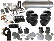 """Complete Air Ride Suspension Kit - 1965-1970 Chevy Impala 3/8"""" LEVEL 3 - BCFAB"""