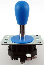 Ultimarc magstick plus chauve-souris top arcade joystick, 4/8 way (bleu) - Mame, jamma