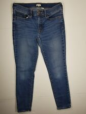 J Crew Stretch Skinny Jeans Sz 27/28  Womens Factory