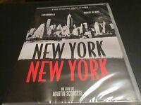 "DVD NEUF ""NEW YORK, NEW YORK"" Liza MINNELLI, Robert DE NIRO / Martin SCORSESE"