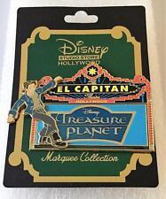 Disney DSSH DSF Animation Treasure Planet El Capitan Marquee LE 300 Pin