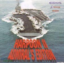 HARPOON 2 II ADMIRAL'S ED 7 Battlesets +1Clk Windows 10 8 7 Vista XP Install