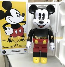 Medicom Be@rbrick 2018 Disney 1000% Mickey Mouse Laughing ver. Bearbrick 1pc
