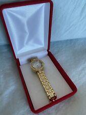 Brand New Lady Watch With Swarovski Crystal