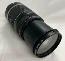 Canon Zoom Lens EF-S 55-250mm 1:4-5.6 IS II Macro 1.1m/3.6ft