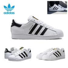 Adidas Superstar Foundation Originals Men Women Trainers Classic Retro Sneakers