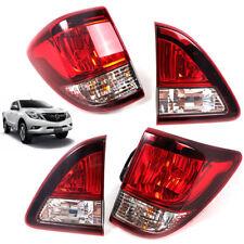 Genuine Mazda BT-50 11-17 Pickup Ute Tail Lamp Light Part Facelift Pair
