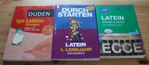 Bücher Latein: Lehrbuch und Übungen