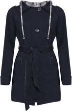 Autres manteaux bleus coton pour femme