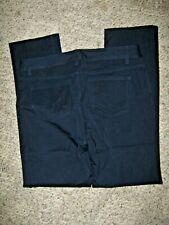 CHAPS Dark Navy Blue Stretch 5 Pocket Cotton Elastane Dress Pants 10P NWOT