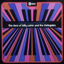 ! CD BILLY LARKIN & THE DELEGATES - the best of