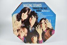 Rolling Stones Through The Past Darkly London Records 33 RPM Vinyl Record LP