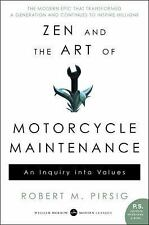 P. S.: Zen and the Art of Motorcycle Maintenance : An Inquiry into Values by...