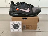 Off White Nike Zoom Fly SP Black UK 7 EU 41 Brand New 100% Authentic lot