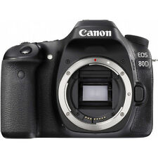 Canon EOS 80D DSLR Camera (Body Only) (SMP4)