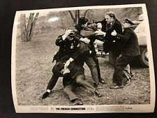 VINTAGE MOVIE Still PHOTO FROM The French Connection   1971 lot A