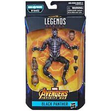 Marvel Legends VIBRANIUM ENERGY BLACK PANTHER Wave 2 M'Baku BAF PREORDER
