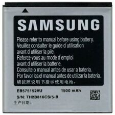 Samsung Batteria originale EB575152VU per GALAXY S I9000 SL I9003 OMNIA PRO 4
