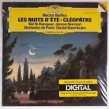 BERLIOZ: Les Nuits KANAWA Norman DGG Digital SEALED lp 2532 047 RARE!