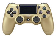Sony Playstation 4 PS4 Dualshock Wireless Controller Joy Pad Bluetooth Gold