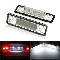 LED Licence Number Plate Light Lamp For Vauxhall Opel Tigra Corsa Omega 12/24V