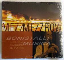 MEZZ MEZZROW - WHITE NIGGER Americans swinging in Paris - CD Sigillato