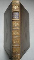 Oeuvres diverses de fenelon   Lefevre 1824 reliure signée Vogel