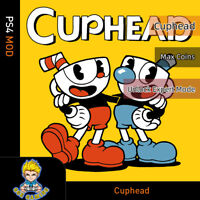 Cuphead(PS4 Mod) -Max Coins